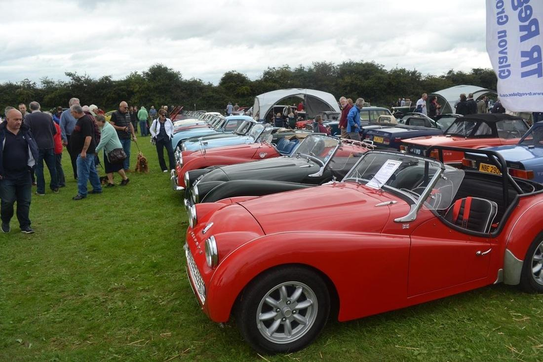 Tetbury Classic Car Show This Weekend York Press - Classic car show york