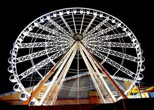 Talks held on a new site for wheel attraction