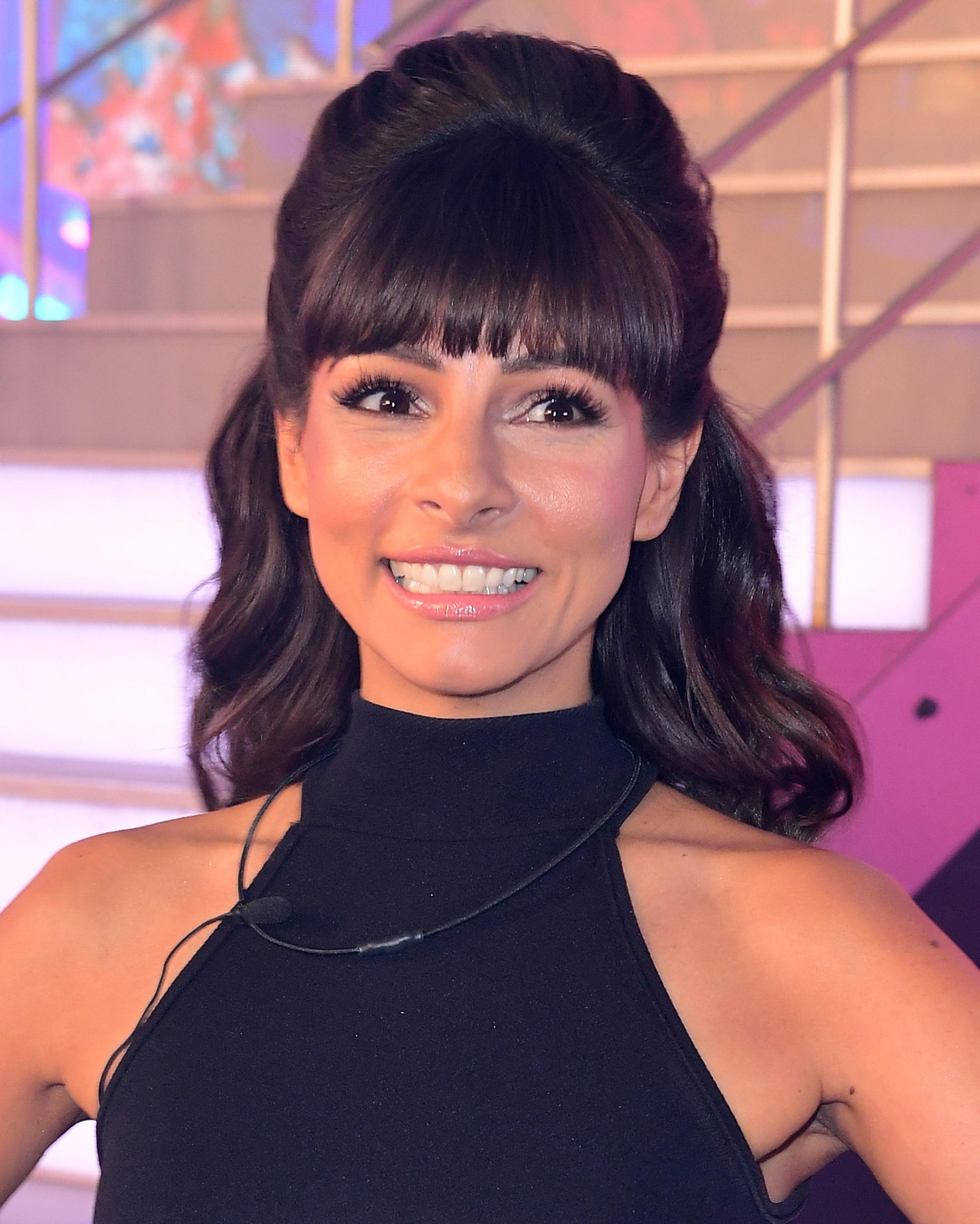 Roxanne Pallett Picture: Ian West/PA Wire