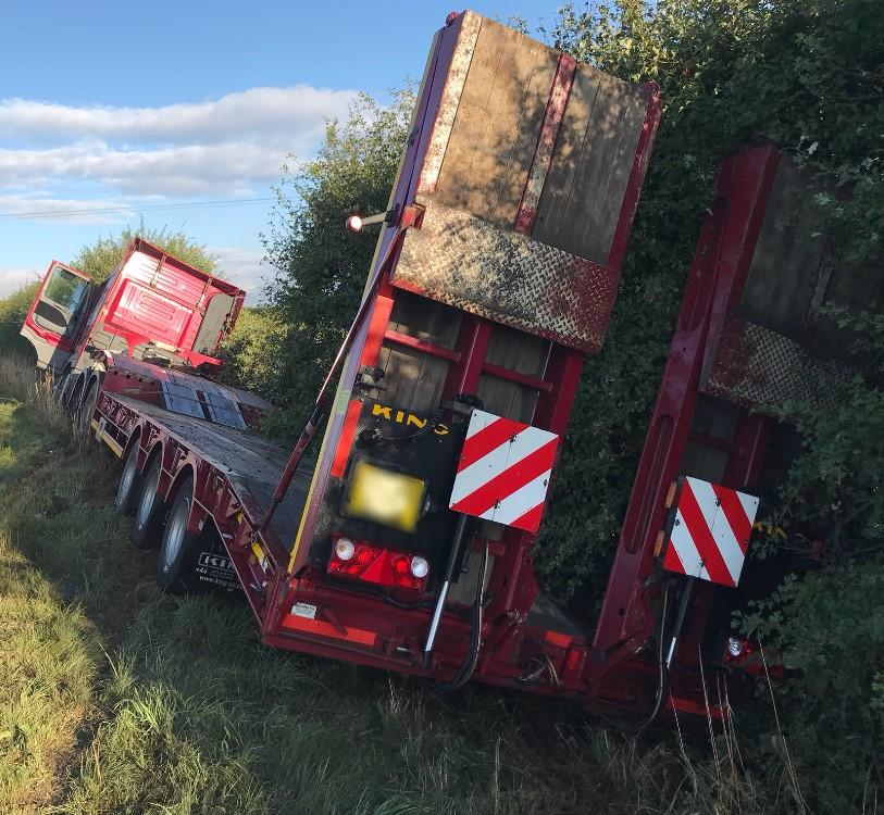 Lorry and car crash on A59 between York and Harrogate   York Press