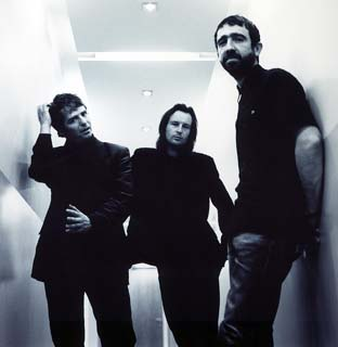 I Am Kloot Lead singer John Bramwell, left, who will be appearing solo in York.