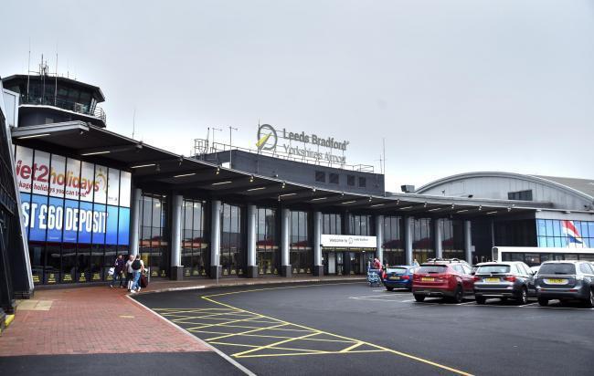 New station among big plans for leeds bradford airport york press new station among big plans for leeds bradford airport m4hsunfo