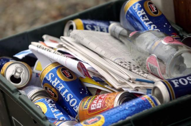 There will be a few changes to the way recycling is collected
