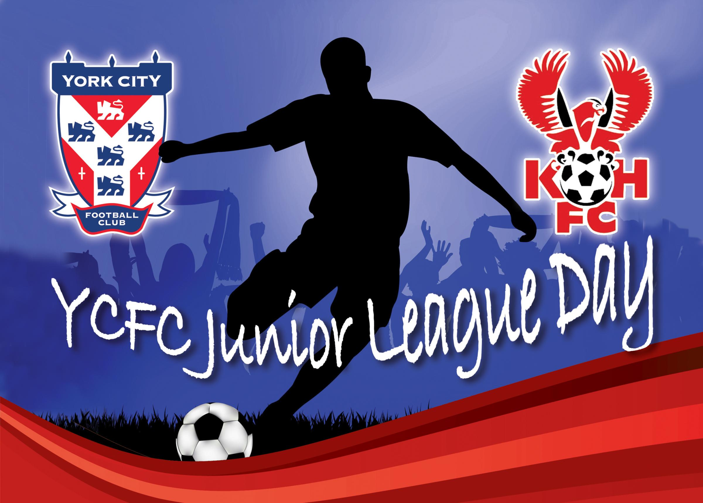 York City are hosting a Junior League Day this Saturday