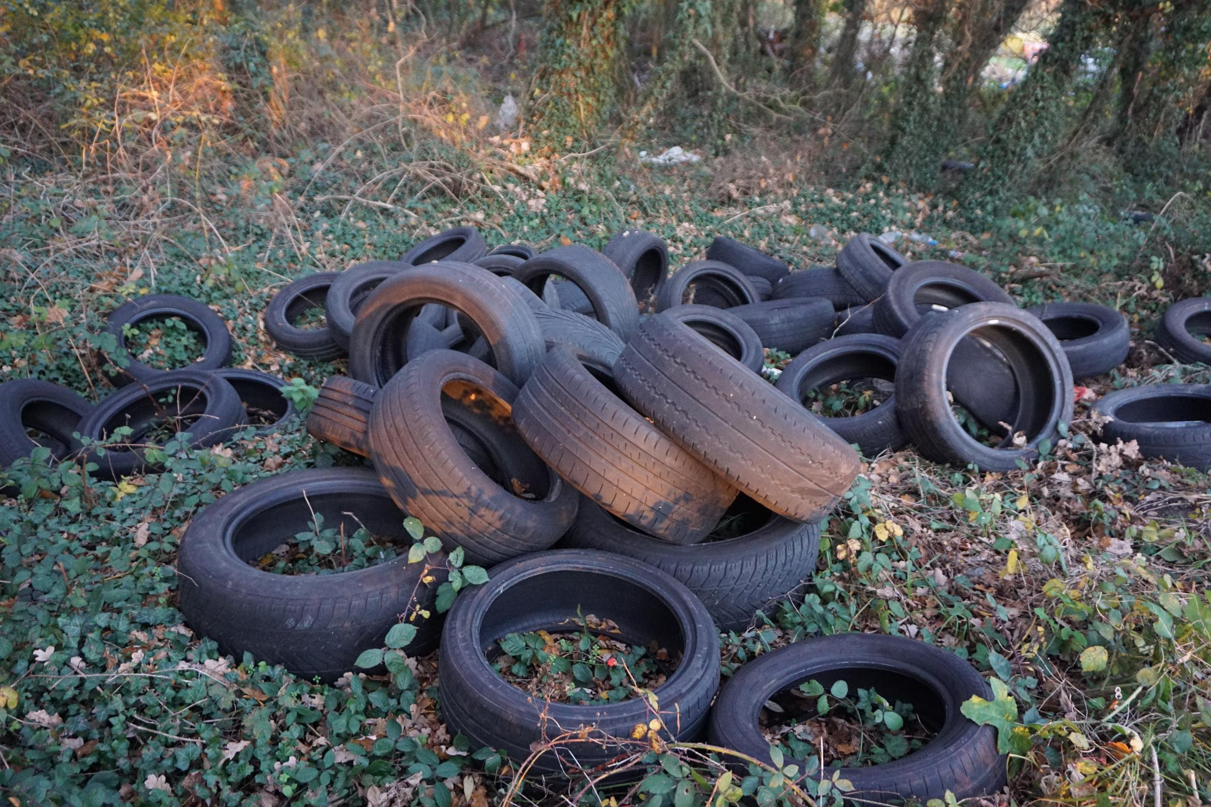 Fly-tipping has become more of a problem in Hambleton district over the past year.
