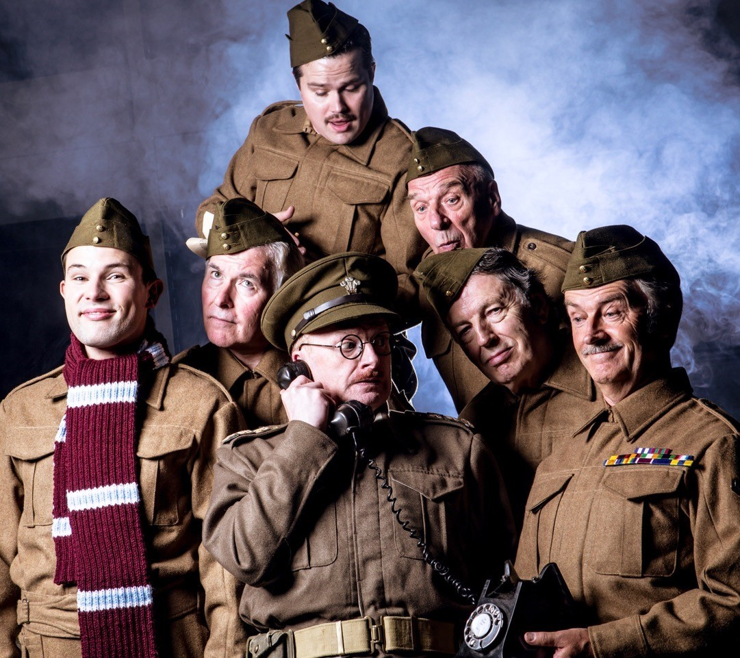 You have been watching: Pick Me Up Theatre's Dad's Army 50th Anniversary show