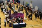FLASHBACK: One of the previous Selby Jobs Fairs.