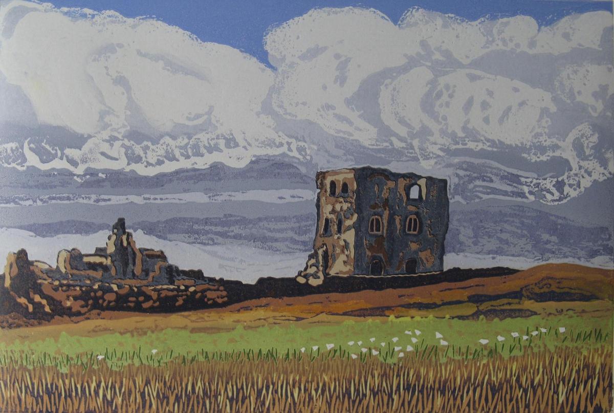 Framing Yorkshires Landscapes New Exhibition Of Stunning Artwork