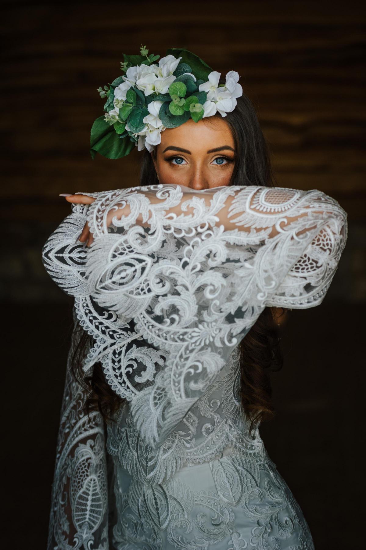 Wedding Dress Create.North Yorkshire Designer Helps Brides Create Own Wedding Dress