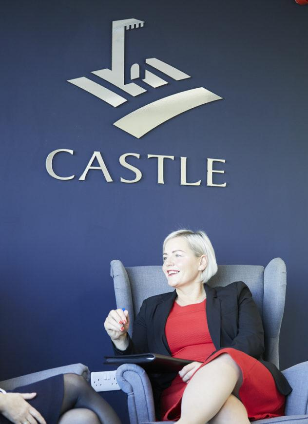 Castle Employment's managing director Kerry Hope.