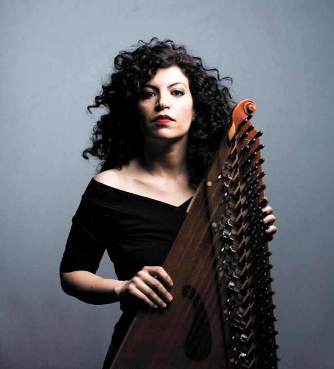 Qanun virtuoso: Maya Youssef makes her NCEM debut on Friday