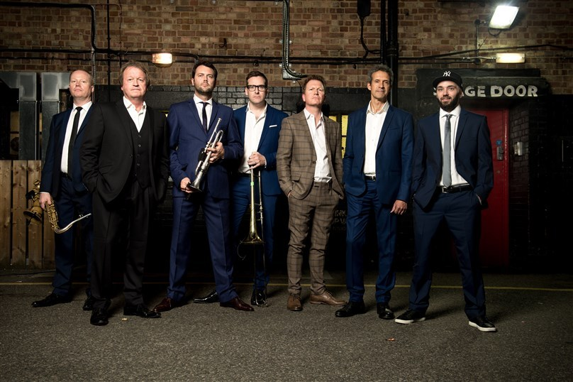Level 42: playing York Barbican on Monday