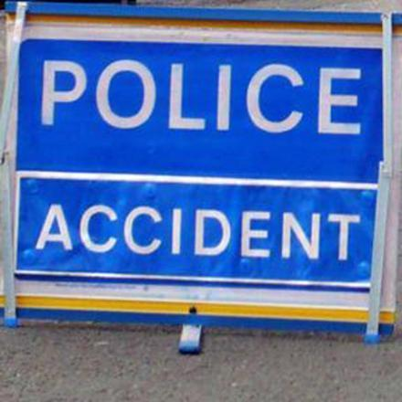 A170 closed after accident