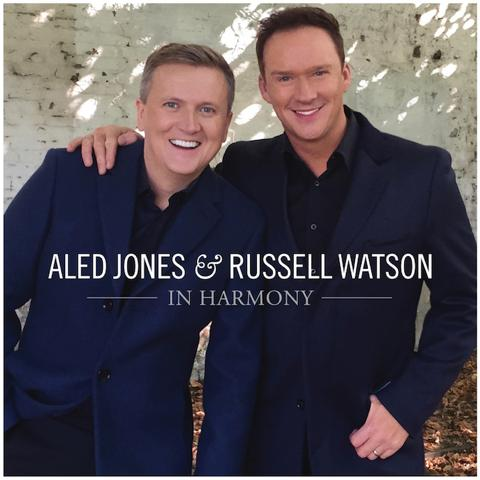 Aled Jones and Russell Watson unite for classical album and tour