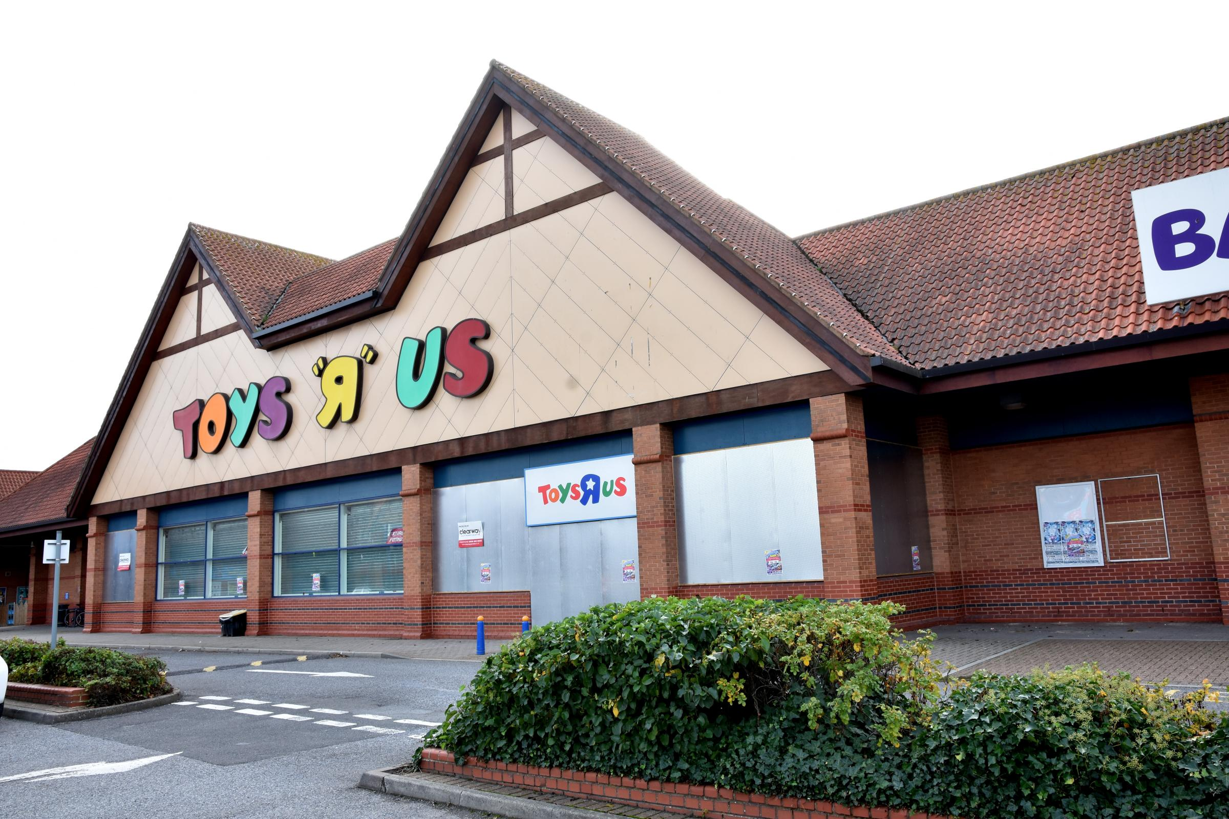 NEW SHOP: The former Toys R Us store, Clifton Moor  Picture: Frank Dwyer