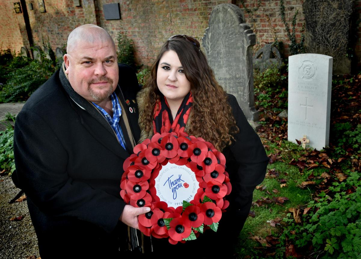 Family Seeks Answers To First World War Heros Funeral Mystery