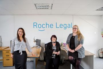 York Press Business Awards: Shortlisting for Roche Legal