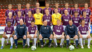 York City in their limited edition purple kit