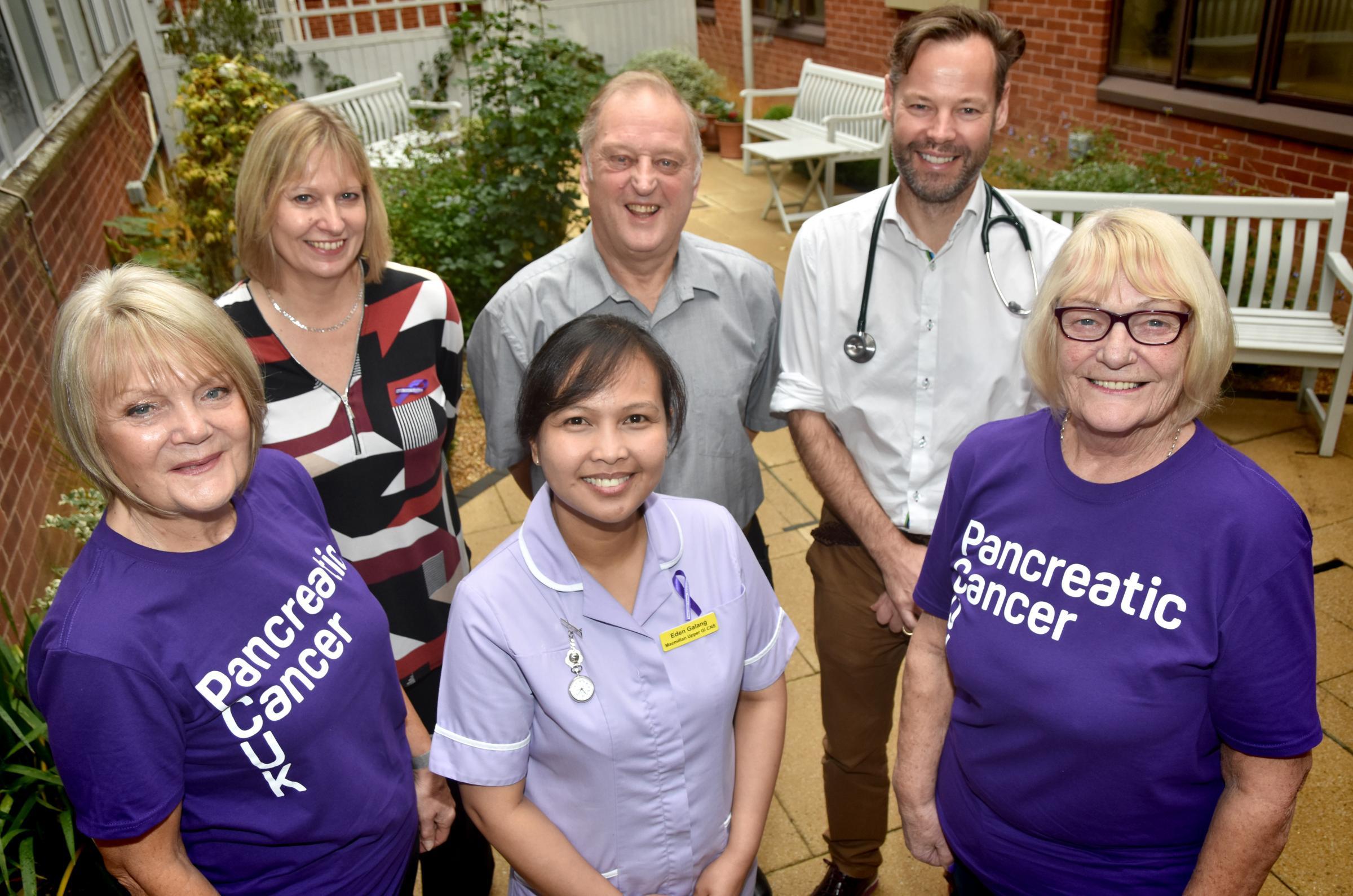 """""""Si hay algo inusual, vaya a los médicos"""": los pacientes de York hablan sobre el cáncer común más mortal"""