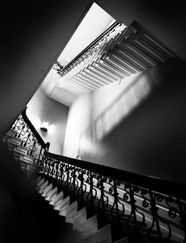 Anna Dyson-Clarke took this picture for our #blackandwhite competition