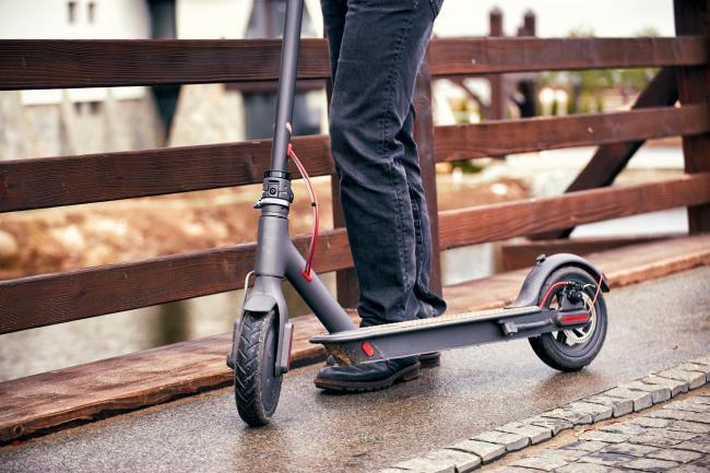 Police warning over buying a scooter for your child this Christmas