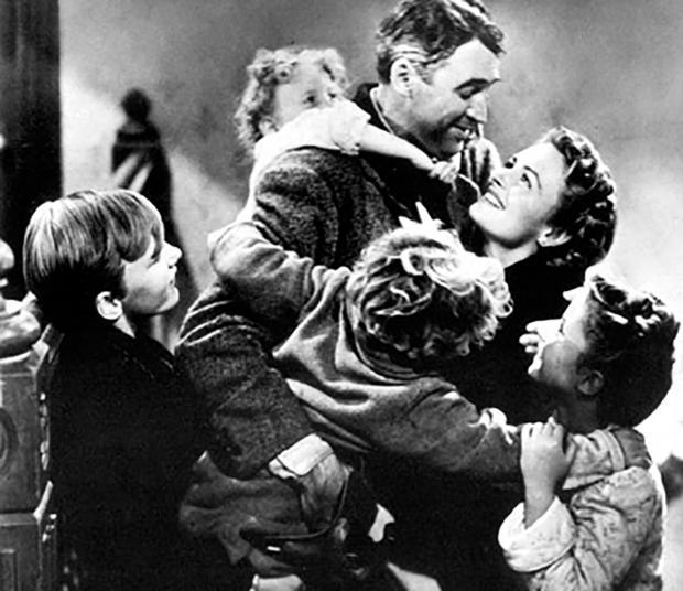 Christmas Eve would not be complete without... City Screen showing It's A Wonderful Life