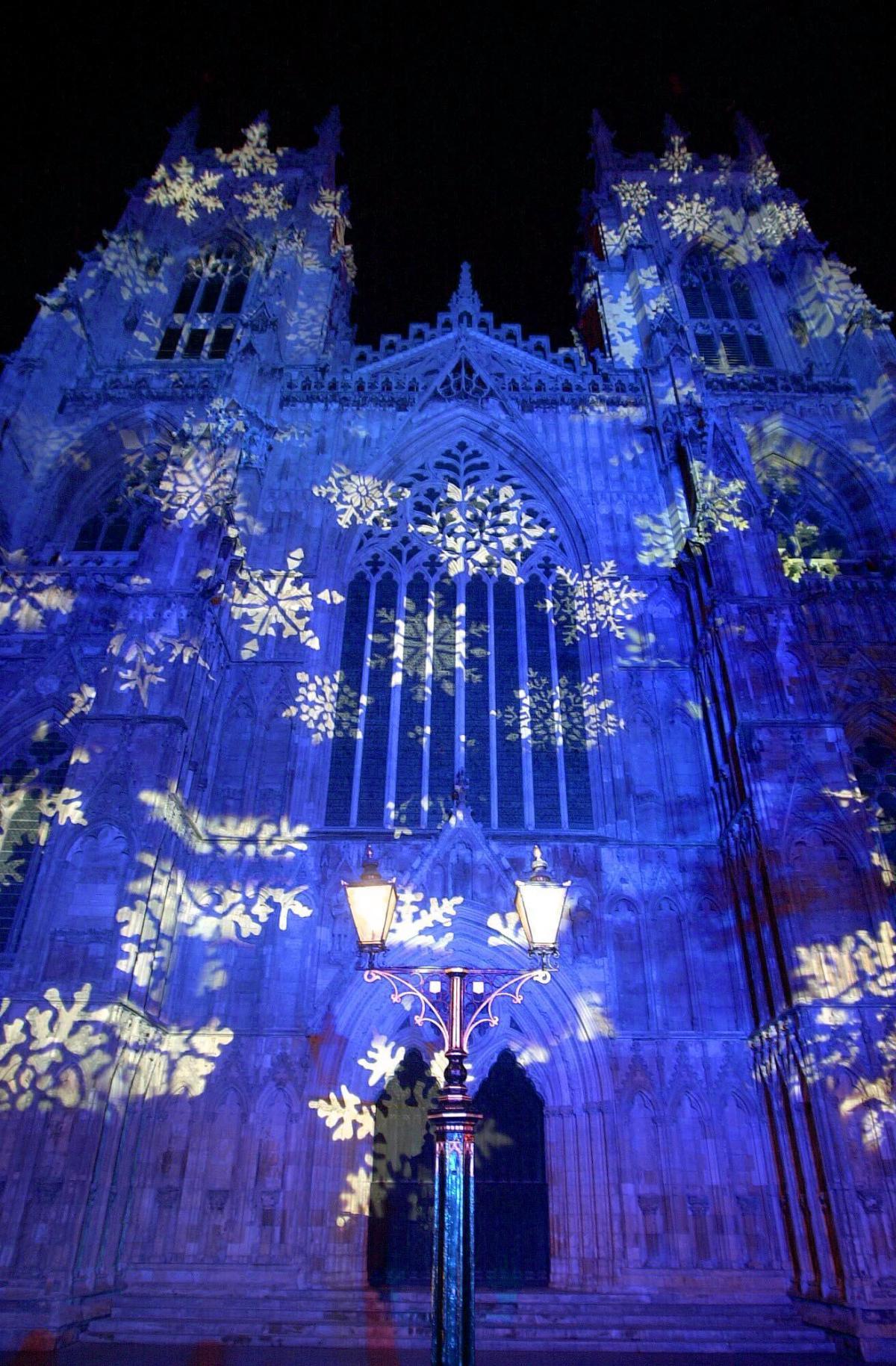 Yesterday Once More: 9 photos of York Christmas lights | York Press
