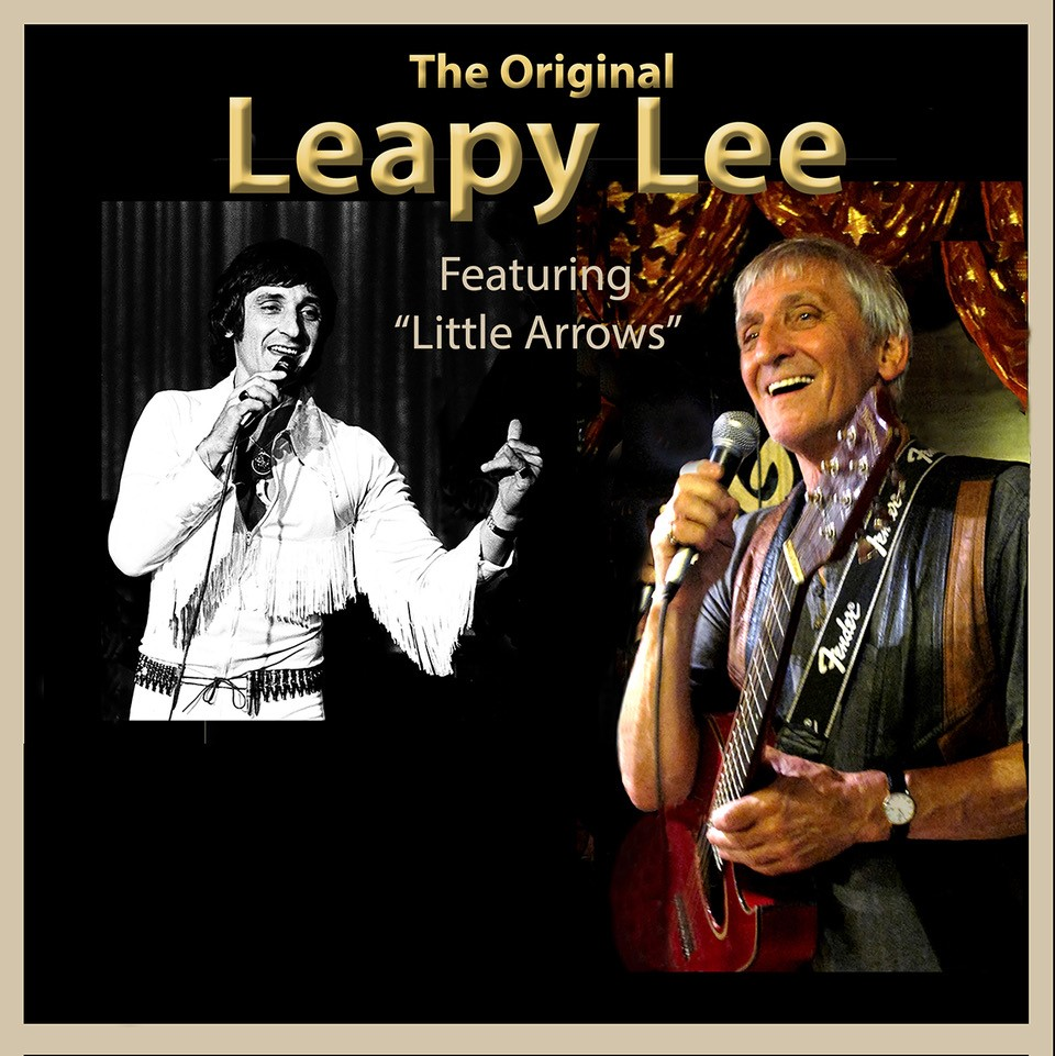Leapy Lee: leaping into cabaret action at The Red Lion, Upper Poppleton