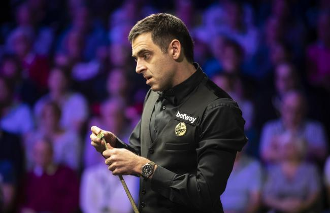Ronnie O'Sullivan, who is through to the quarter-finals of the Betway UK Championship at the York Barbican. Picture: Danny Lawson/PA Wire