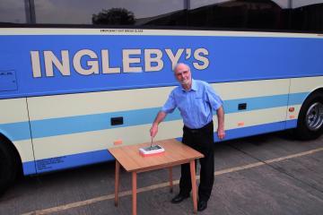Coach company marks its 50th year
