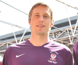 York City captain Daniel Parslow crowned The Press Player of the Year