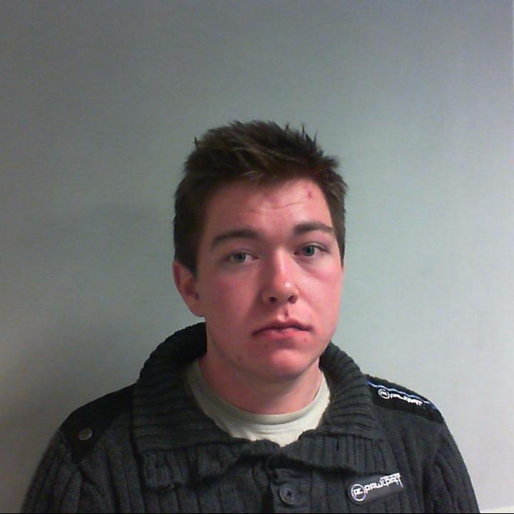 JAILED: Daniel Lee Bushby Picture: North Yorkshire Police