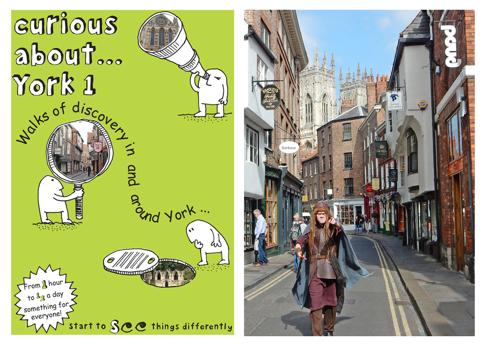 Curious About York