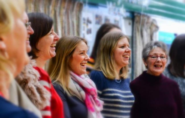 WELLBEING: Singing trial to improve happiness in York.