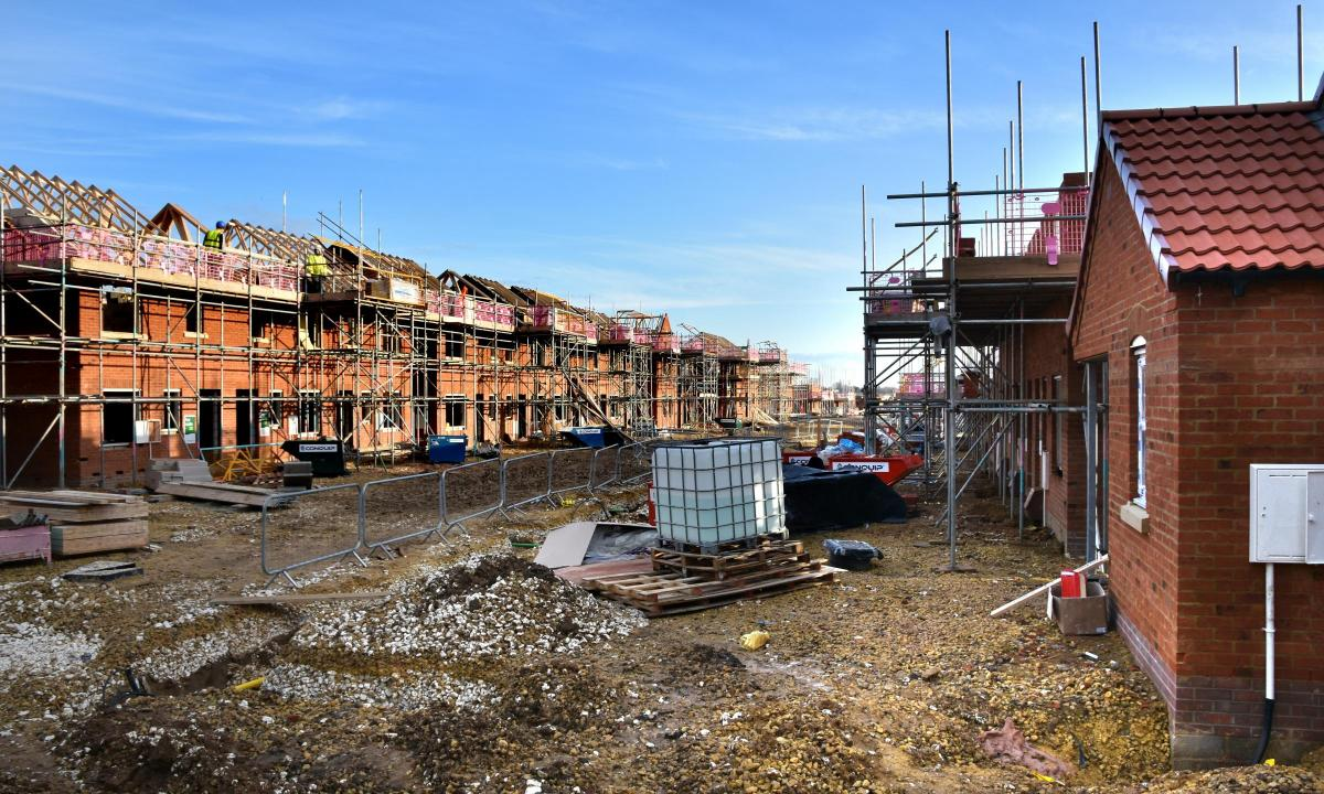 work ongoing at germany beck housing site despite legal challenge