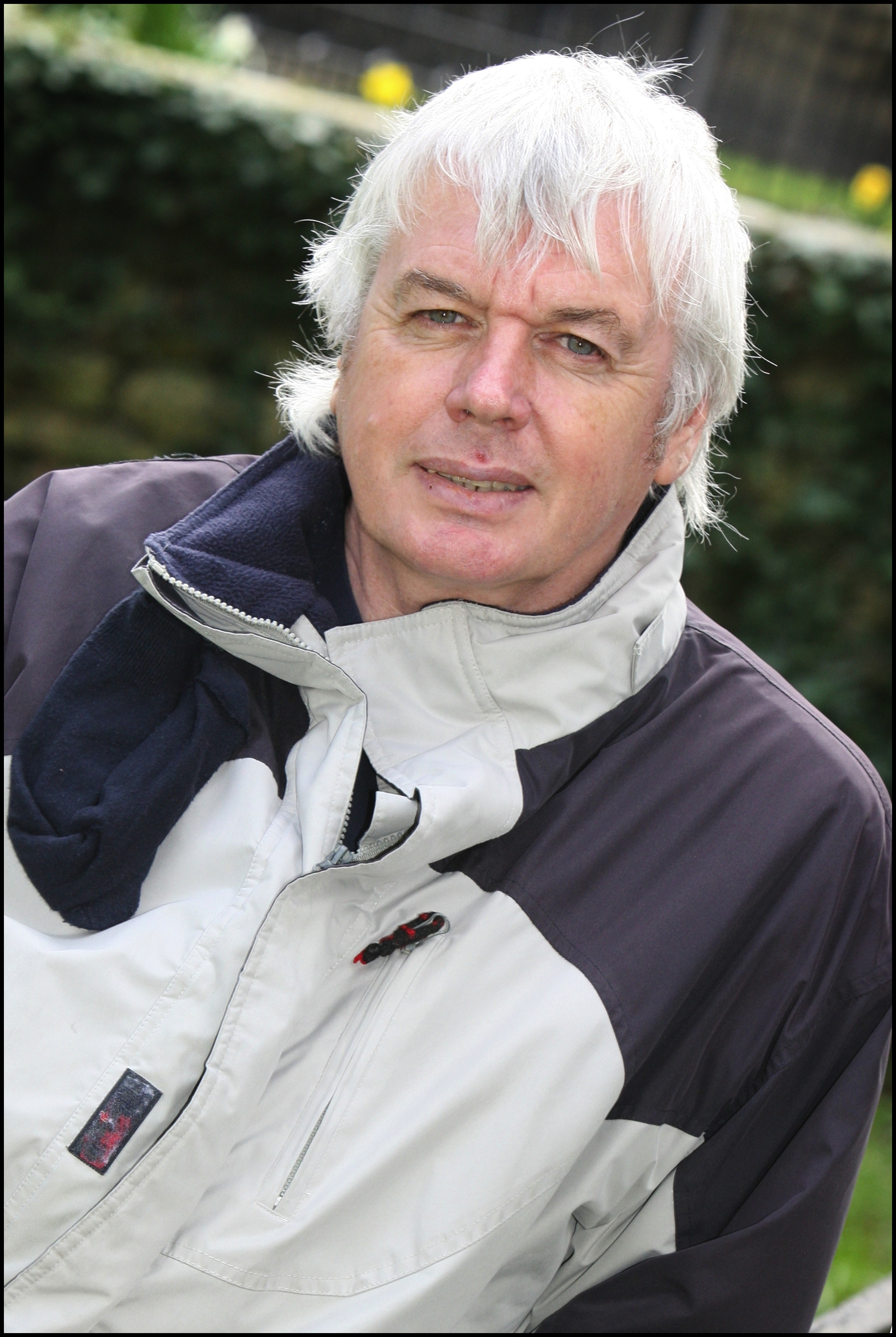 CONTROVERSY: David Icke believes in an inter-dimensional race of reptiles