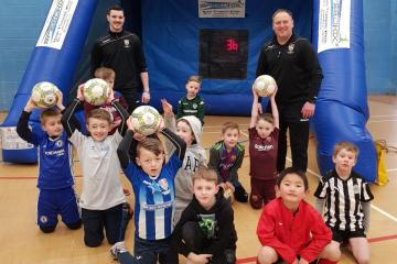York business launches football classes for toddlers