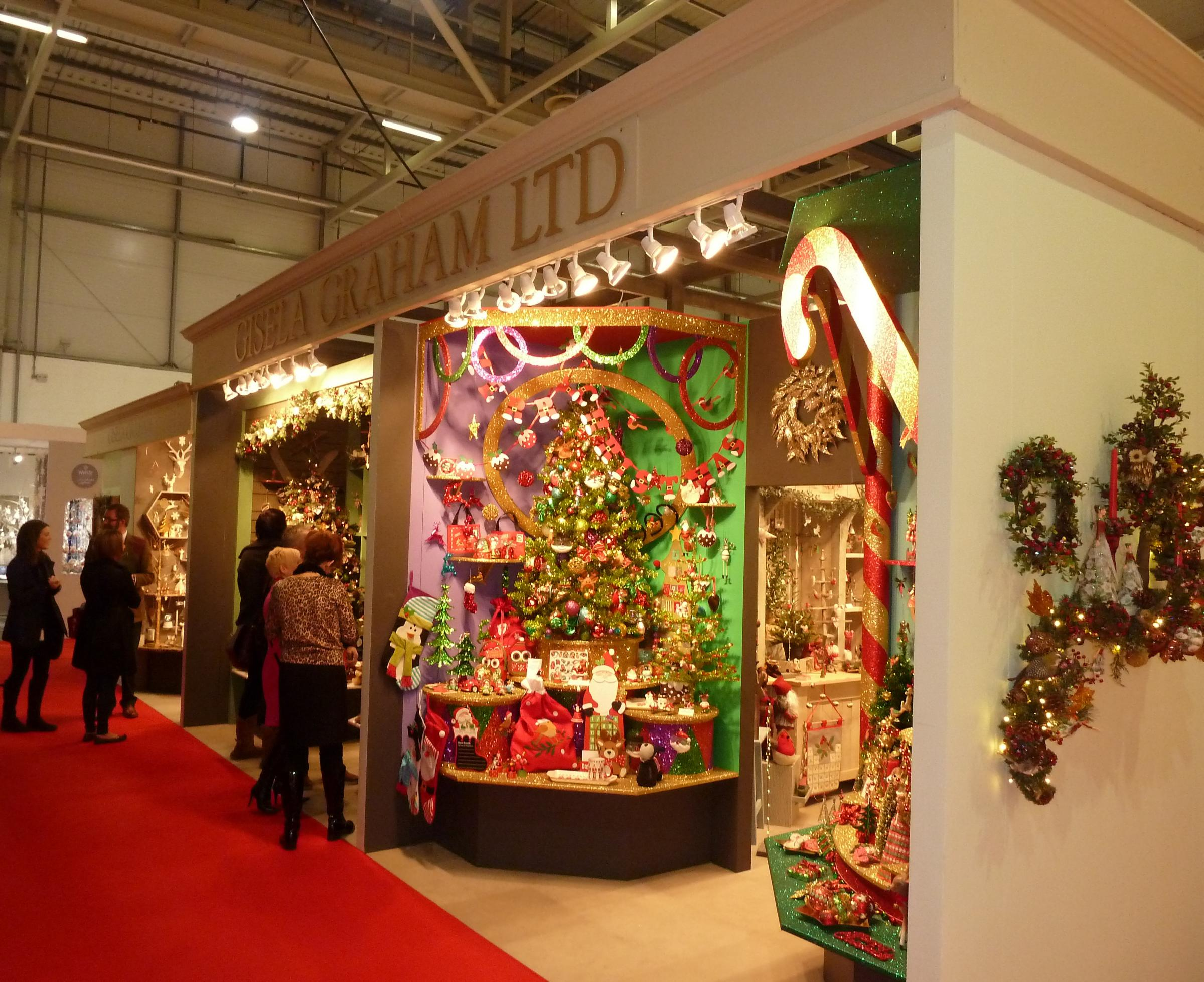 The Harrogate Christmas and Gift Fair