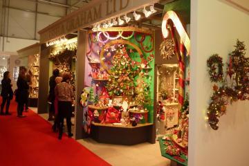 45 years of making Christmas for Joe Manby Ltd