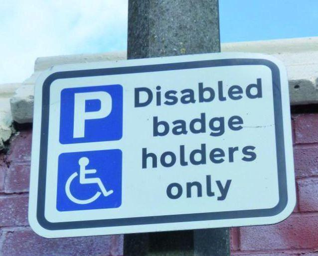 Our letter writer is concerned about the misuse of the blue badge scheme in York