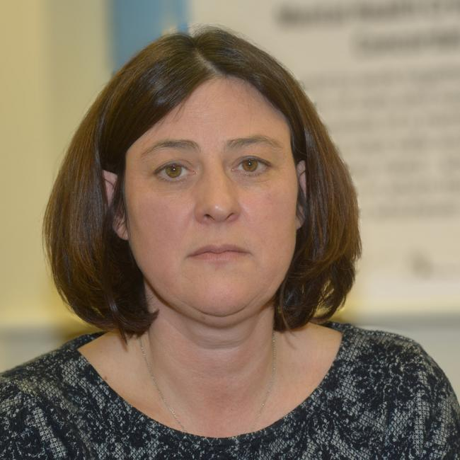 North Yorkshire's police, fire and crime commissioner Julia Mulligan