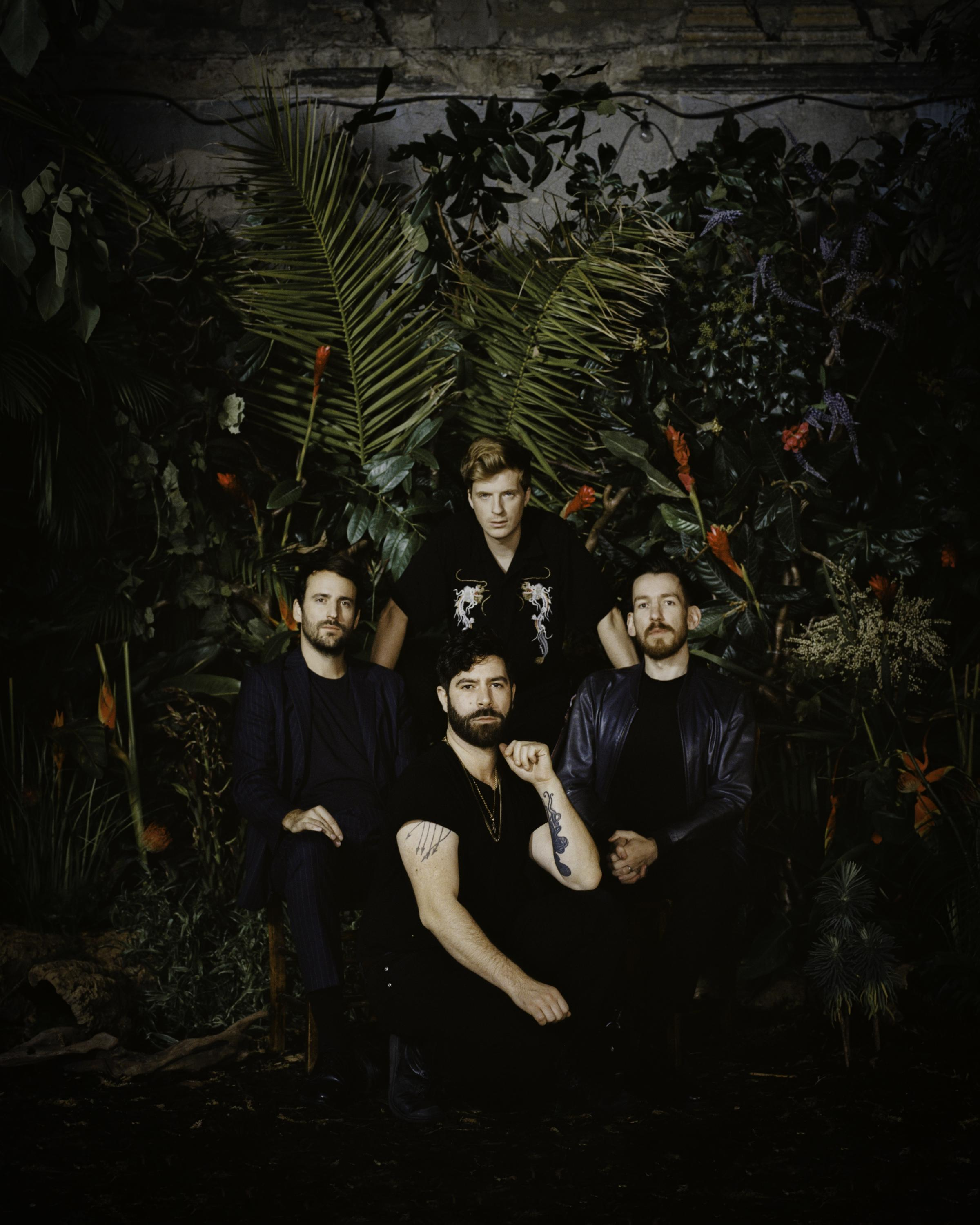 "Foals in 2019: ""If there's a theme, it could be described as 'pre-apocalyptic'"