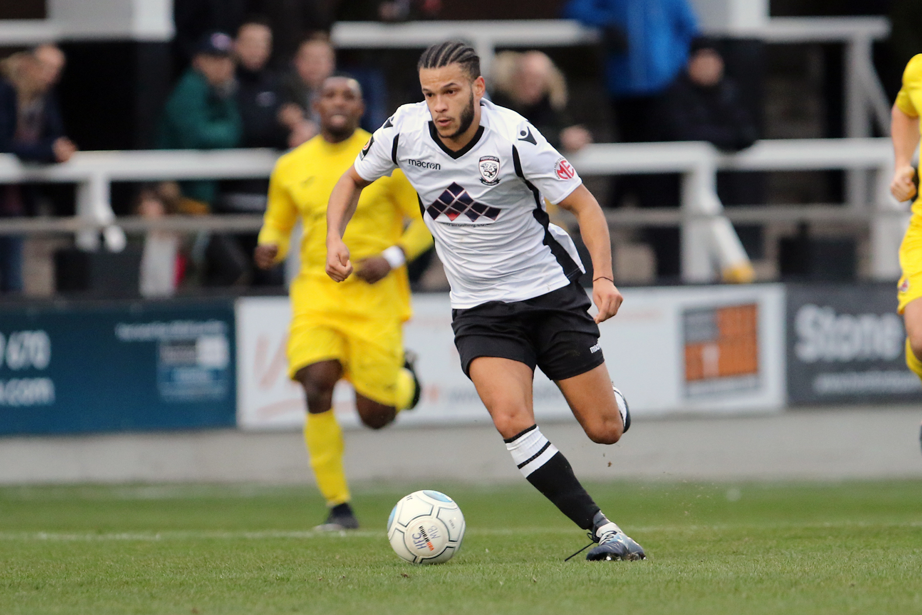 BACK AT BOOTHAM: Ex-midfielder Theo Wharton