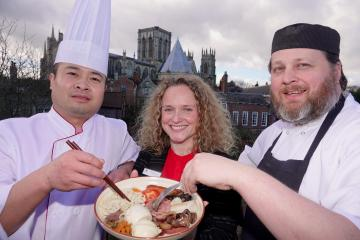 York hotel offers a taste of China for Chinese New Year