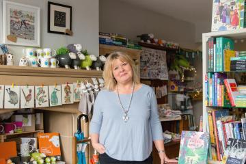 Malton shop up for top regional award