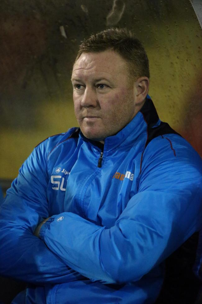 York City manager Steve Watson. Picture: Gordon Clayton