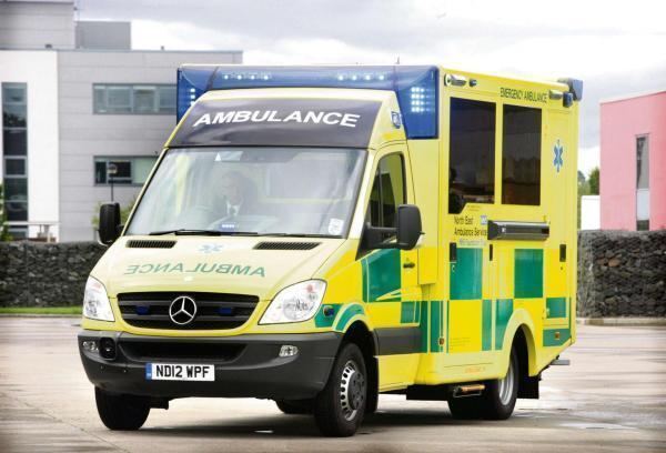 Ambulance cress have been assisted by firefighters at a medical incident in Acomb