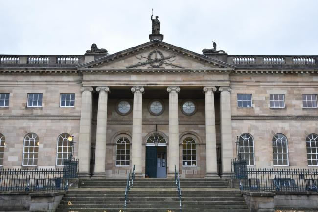 HEARING: York Crown Court where the case was heard