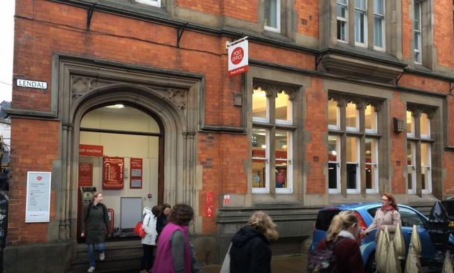 Post office confirms branch in lendal york will close after 135