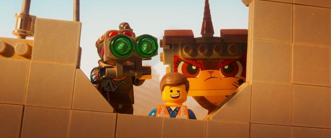 Review: Lego Movie 2, The Second Part, 107 minutes